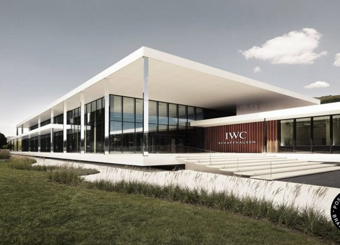 IWC Draws A Line In The Sand Against Plastic Pollution