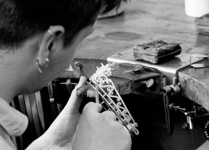 A chance to learn from the jewellery master Garrards