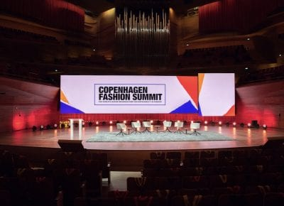 What happened at the Copenhagen Fashion Summit