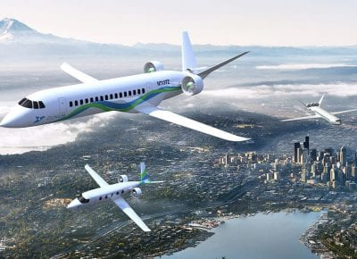 Electric Flight In A Future Closer Than We Think