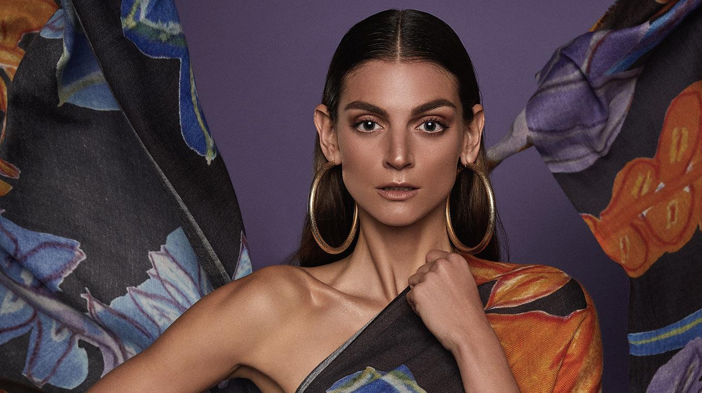 Lalela Scarf Hero brand image Positive Luxury