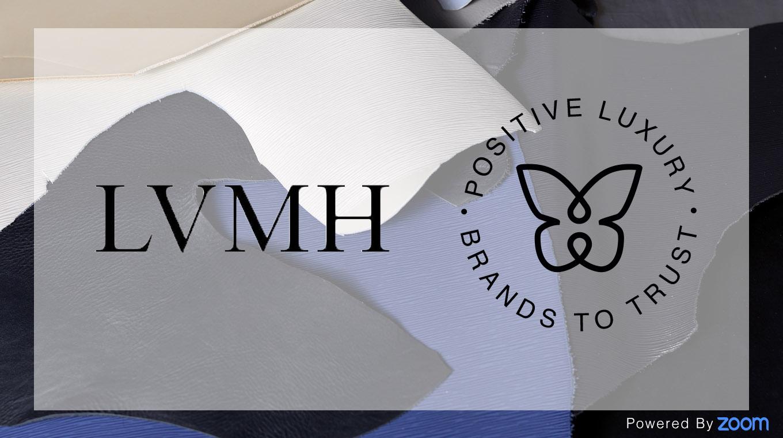 Webinar: LVMH's Sylvie Bénard on the group's sustainability strategy