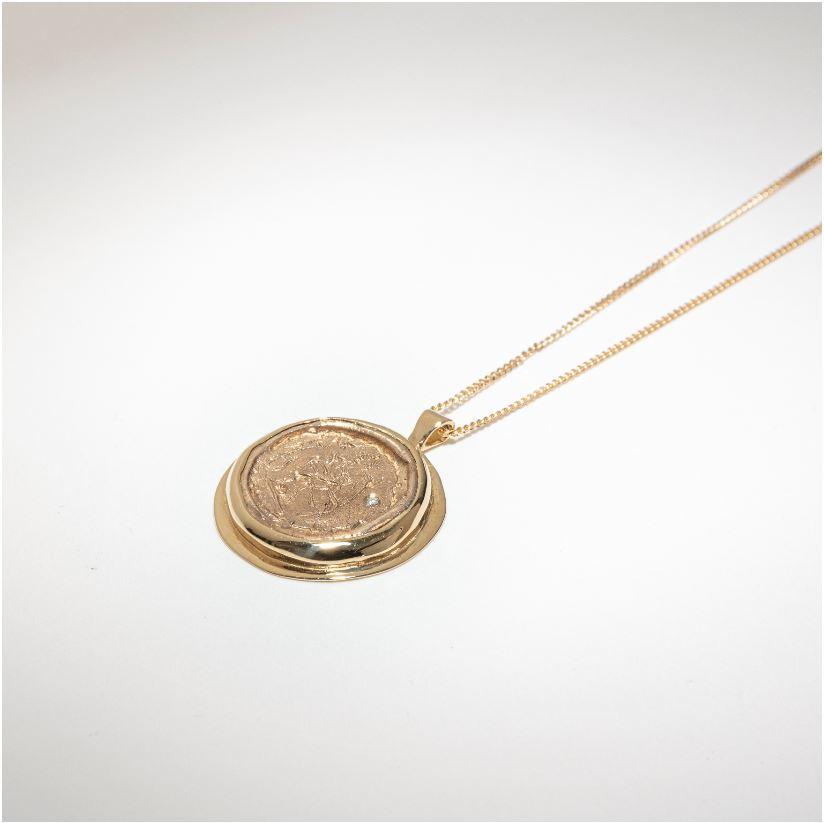 The Pan Necklace Eli-O