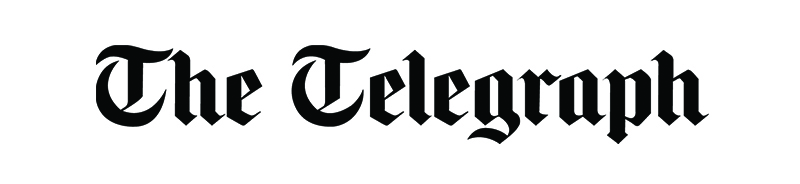 The telegraph Logo used in the press page