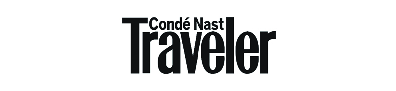 Conde Nast Traveler In the Press Logo