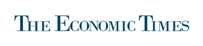 The Economic Times Logo for In the press page