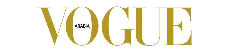 Vogue Arabia Logo for In the press page