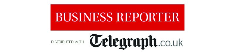 Business Reporter Telegraph Logo for In the press page