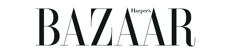 Harpers Bazaar Logo for In the press page