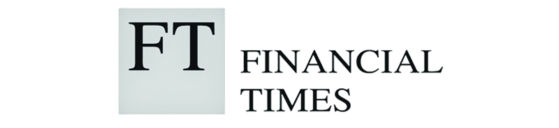 Financial Times Logo for In the press page