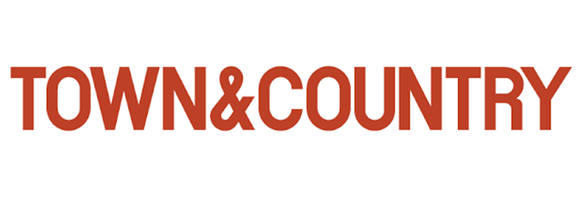 Town & Country Logo for In the press page