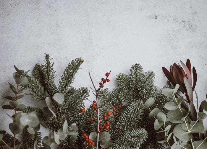 How to minimise the impact of your festive decor