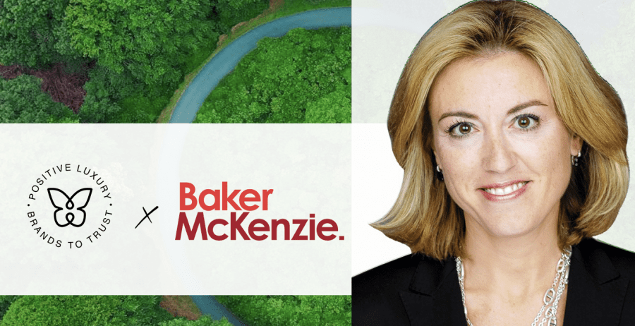 Baker McKenzie's Alyssa Auberger on growth and sustainability