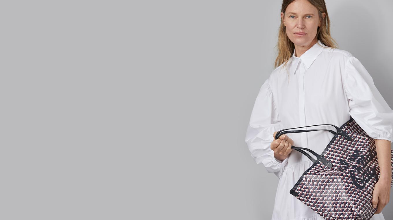 Anya Hindmarch I Am A Plastic Bag