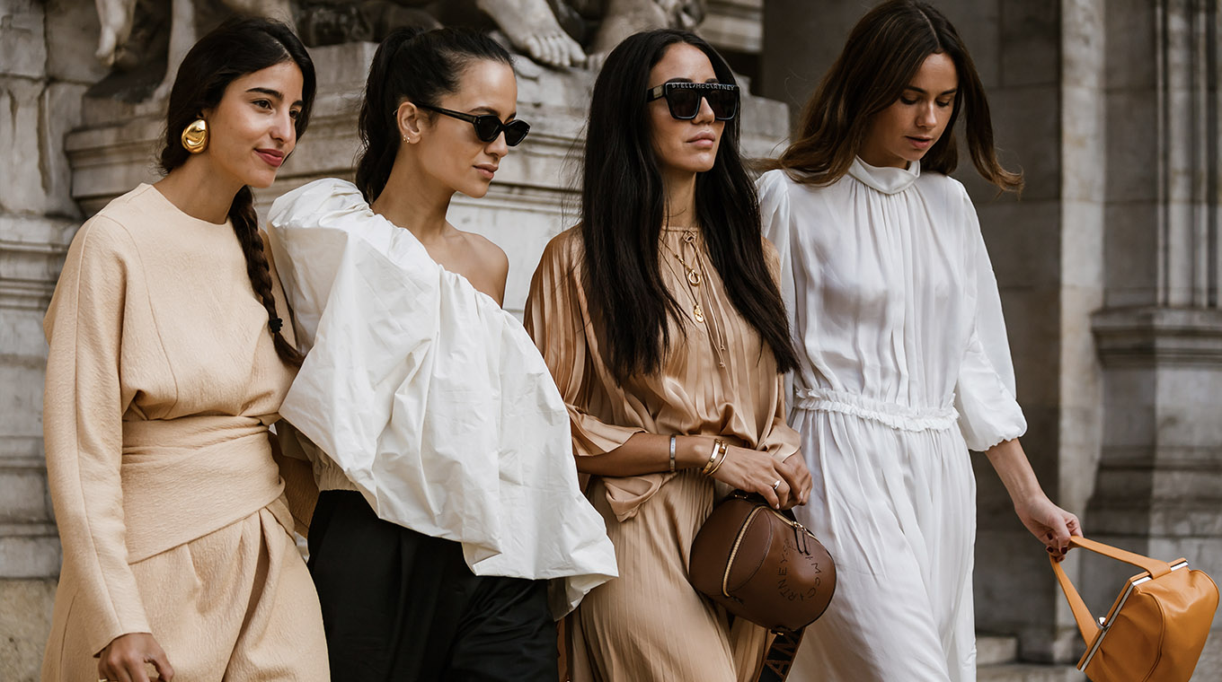 Sustainability was one of the most searched-for terms in fashion last year