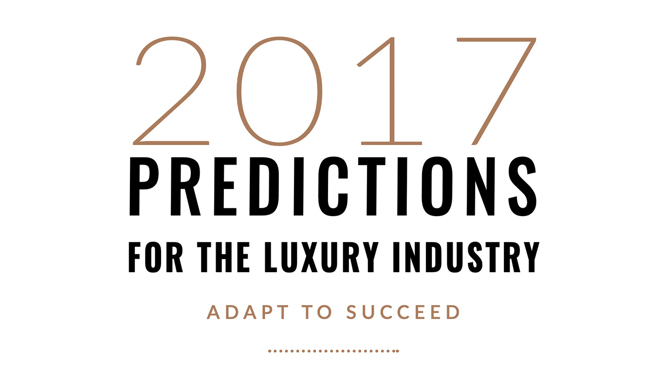 Cover photo of the 2017 Predictions Report.