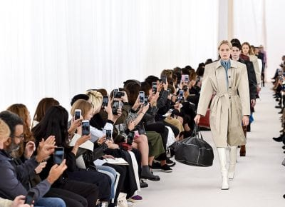 This report measured fashion week carbon emissions