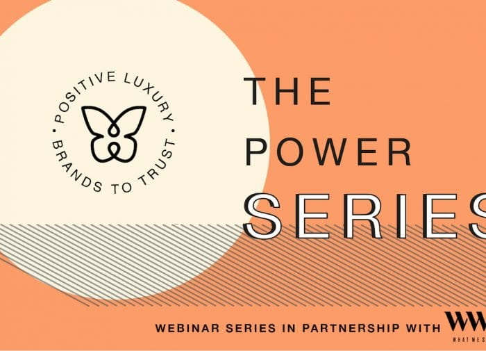 Our newest webinar series