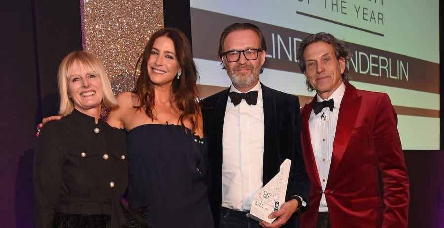 Linde Werdelin named Circular Economy Pioneer of the Year at the Positive Luxury Awards