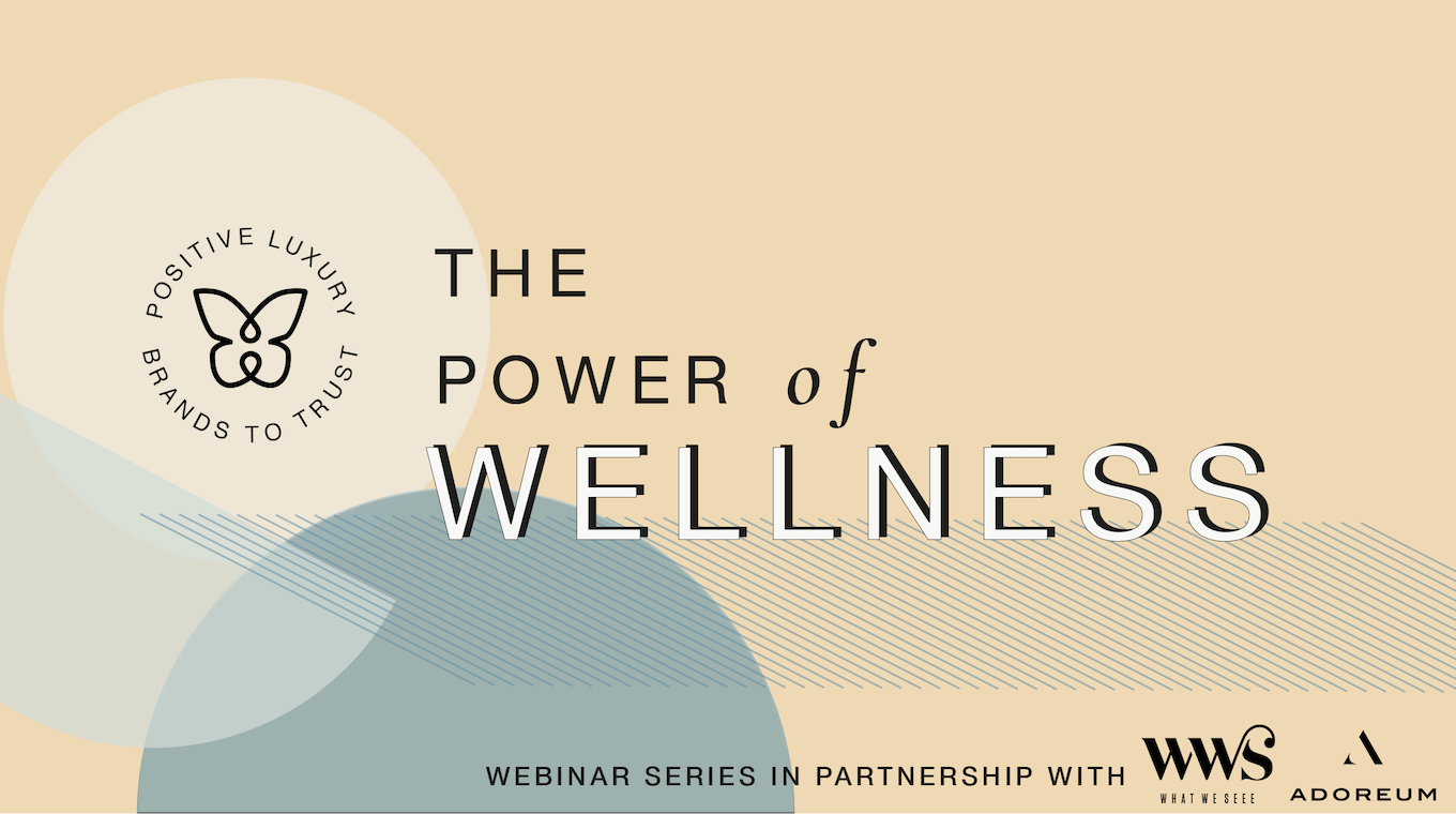 In case you missed it: Watch The Power of Wellness