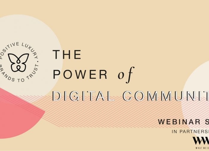 In case you missed it: Watch The Power of Digital Communities
