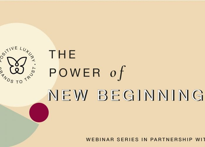 In case you missed it: Watch The Power of New Beginnings