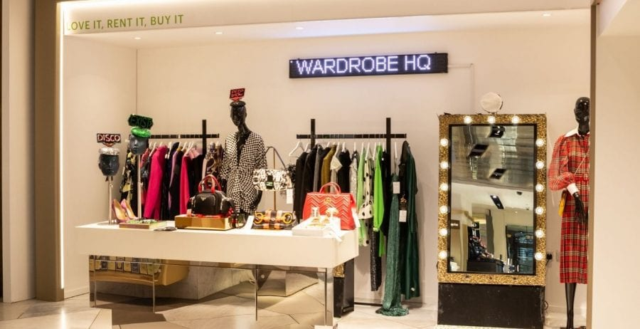 """I want fashion rental to be as common as renting a car"": a Q&A with Jane Shepherdson, Chair of My Wardrobe HQ"