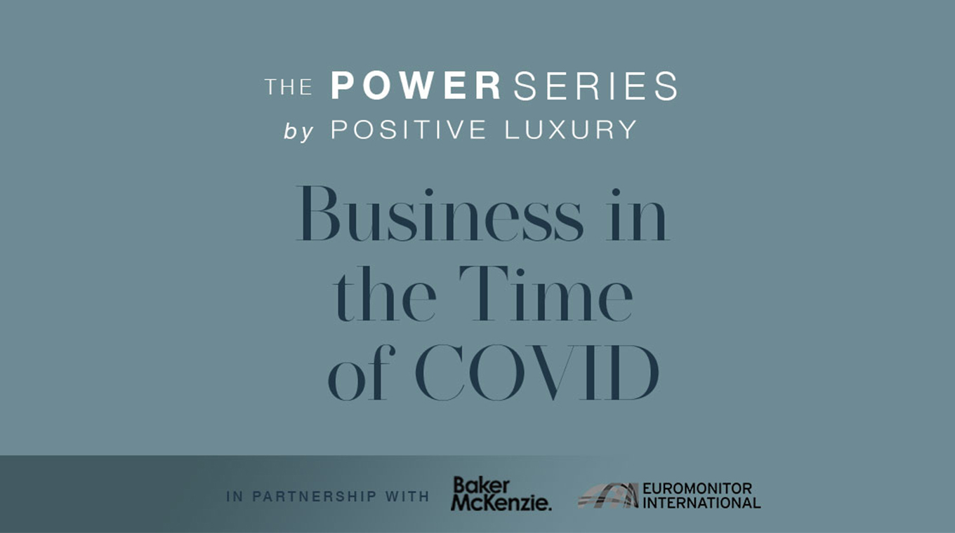 Webinar: business in the time of COVID