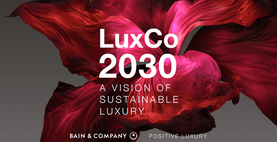 LUXCO 2030: Our Collaborative Report with Bain & Company On the Future of Luxury