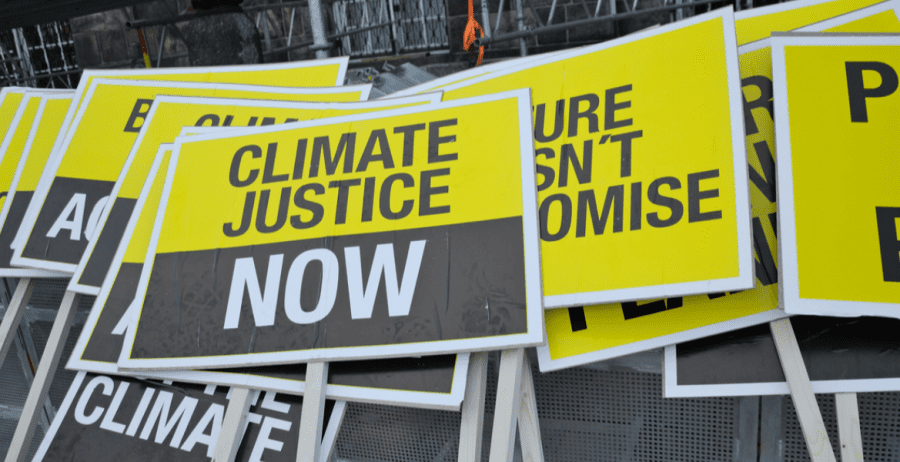 3 Key learnings from our Climate Justice webinar