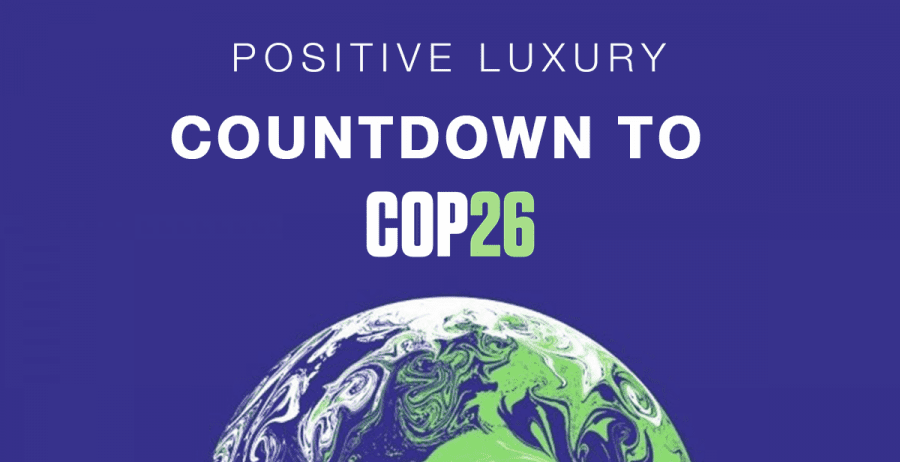 COP26 Countdown: Reading 'Net Positive' by Paul Polman and Andrew Winston