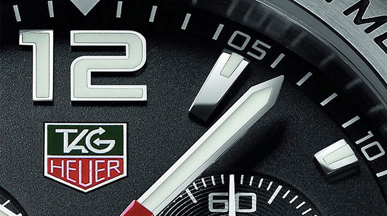 Tag Heuer Campaign 1