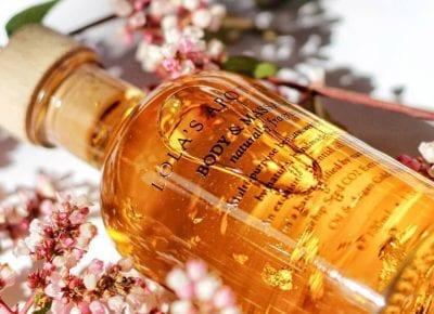 Relaxation avec l'orange blossom de Lola's Apothecary