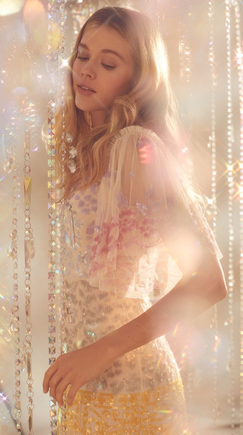 CHAKRA-SEQUIN-SHORT-SLEEVE-GOWN-CHAMPAGNE-HS20-LOOKBOOK-NEEDLE-THREAD-2-800×1431