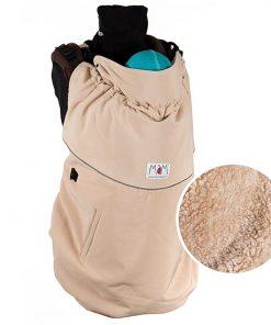 Cobertor Portabebés MaM Deluxe Softshell Flex Postura Ranita