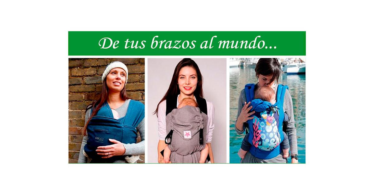 Mochilas Portabebés Postura Ranita Tienda Online