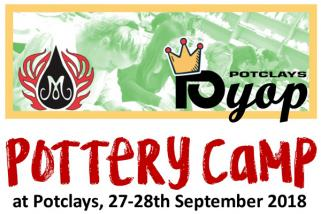 Pottery Camp returns in September