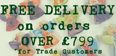 Free Delivery for Trade!