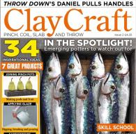 ClayCraft Magazine - Issue 2 out now