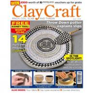 ClayCraft Magazine - Issue 1 out 10 Feb