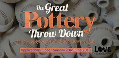 The Great Pottery Throwdown is back!