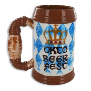 "Beer Stein: 2/cs: 6""x4""x6.5"" ,stockcode:BW-BU0429"