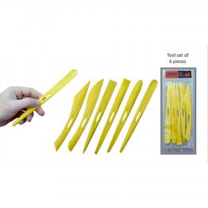 Plastic Tool Set (6) ,stockcode:5811-S3P