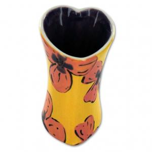 "Small Heart Vase: 12/cs: 4""x2"" ,stockcode:BW-BU0698"
