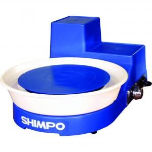 Shimpo RK5T Table Top Throwing Wheel ,stockcode:7004-RK5T