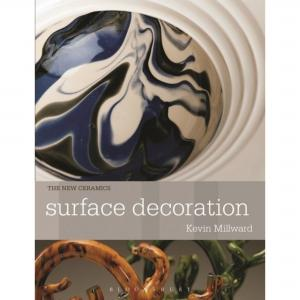 Surface Decoration (Kevin Millward) ISBN 9781408173787 1st Ed 2017 ,stockcode:9C9260-17