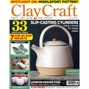 Claycraft Magazine Issue 8 ,stockcode:9M9296-13