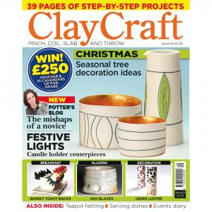 Claycraft Magazine Issue 9 ,stockcode:9M9296-14