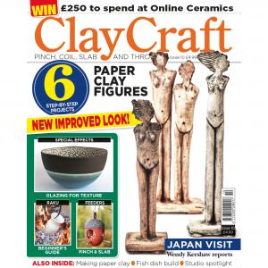 ClayCraft Magazine Issue 10 ,stockcode:9M9296-15