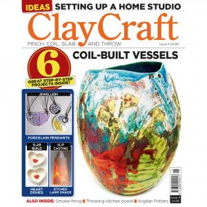ClayCraft Magazine Issue 11 ,stockcode:9M9296-16